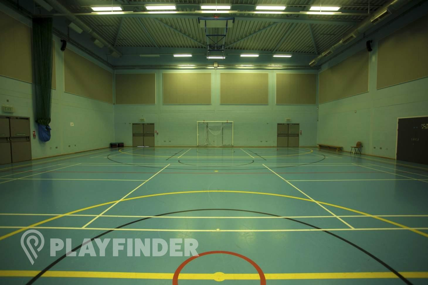 Absolutely Fitness Langley Indoor netball court