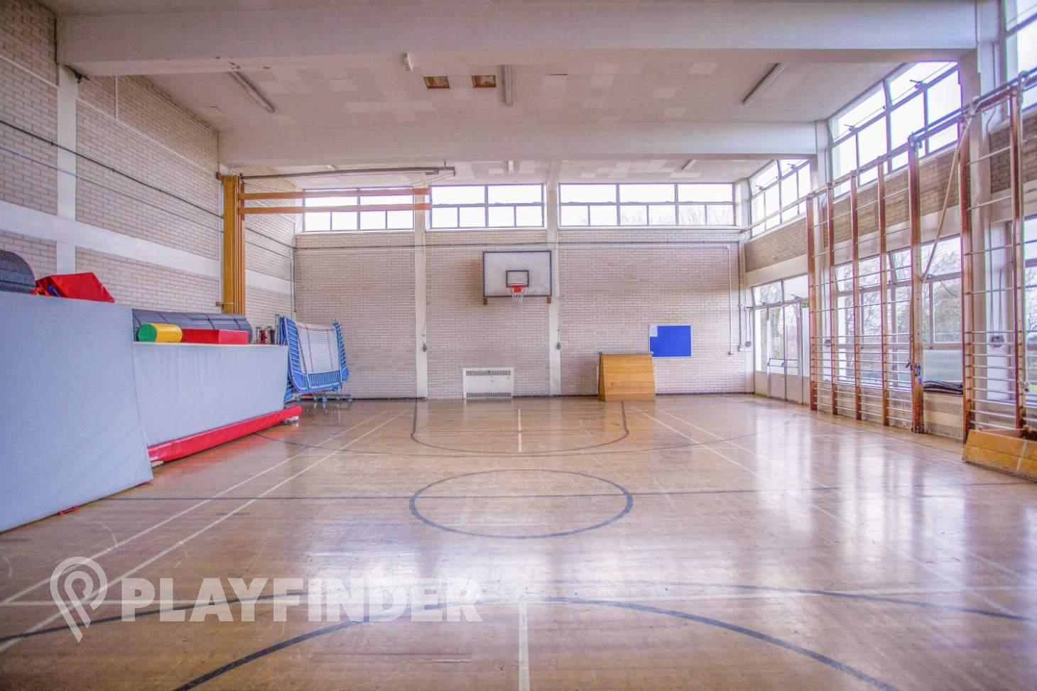 Bishop Thomas Grant School Indoor gym