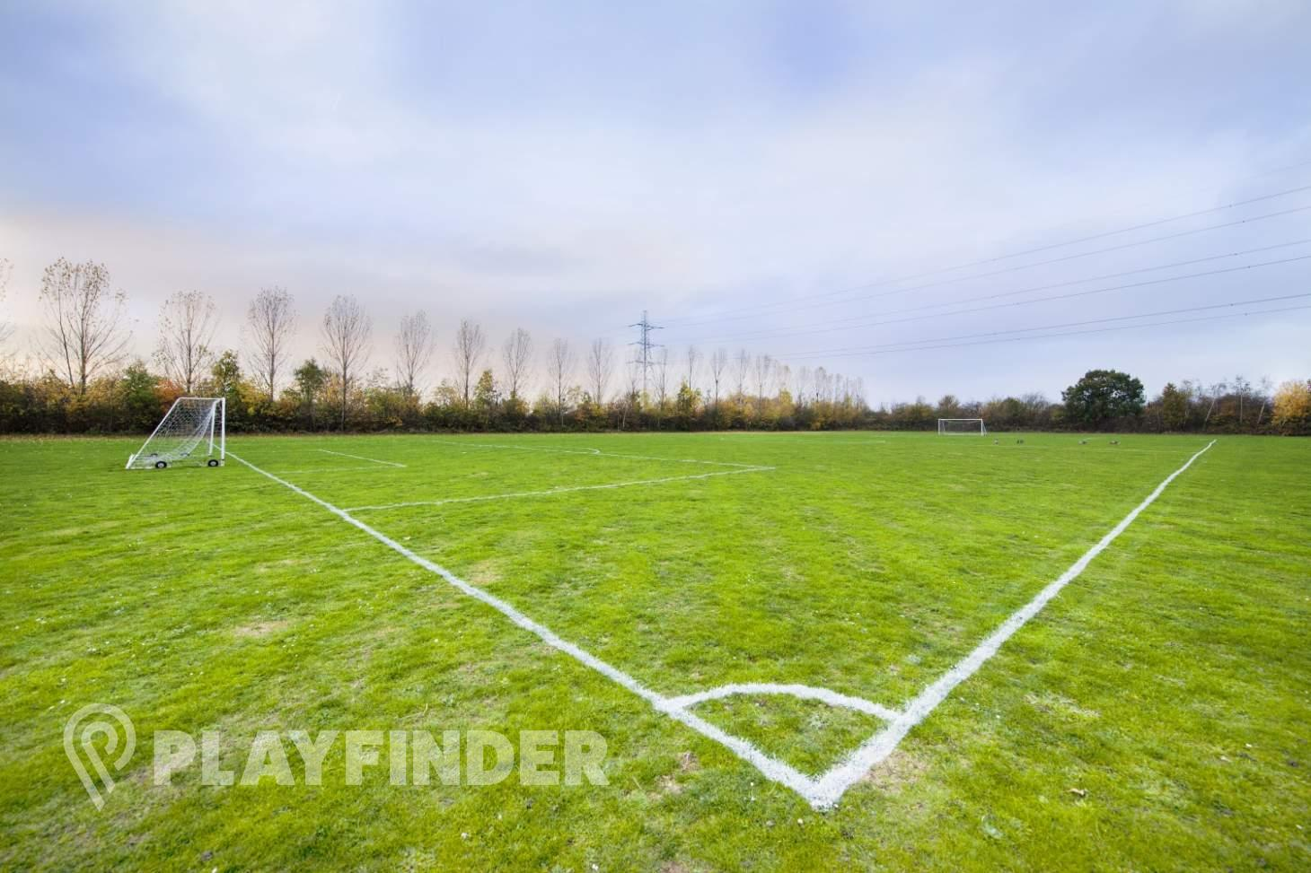 Buile Hill School 7 a side | Grass football pitch
