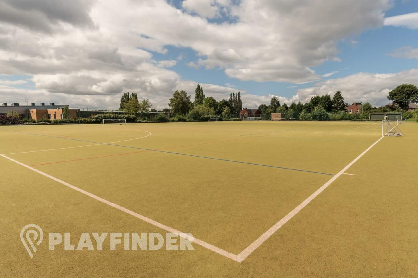 Harrop Fold School 7 a side | Astroturf football pitch