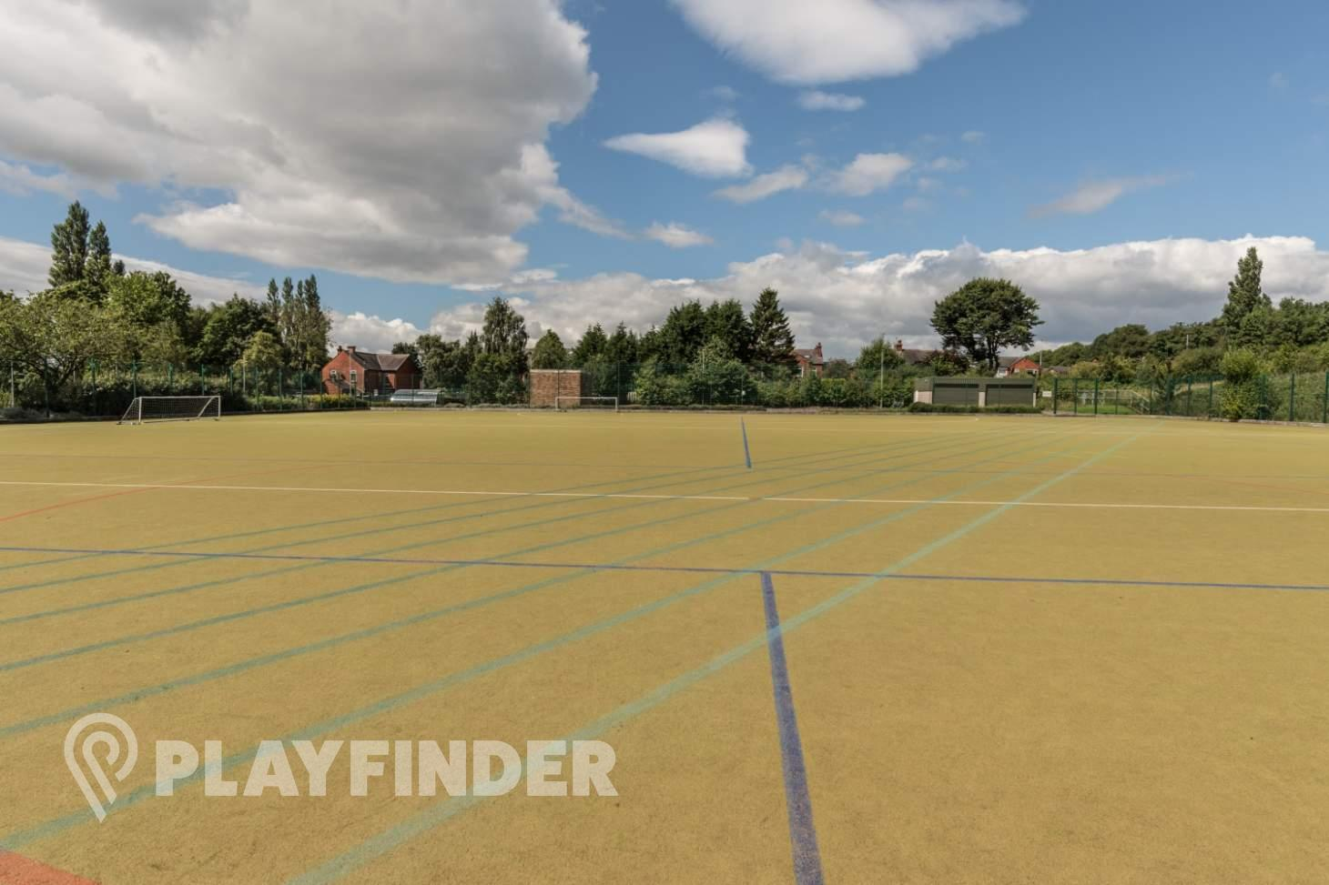 Harrop Fold School Outdoor | Astroturf hockey pitch