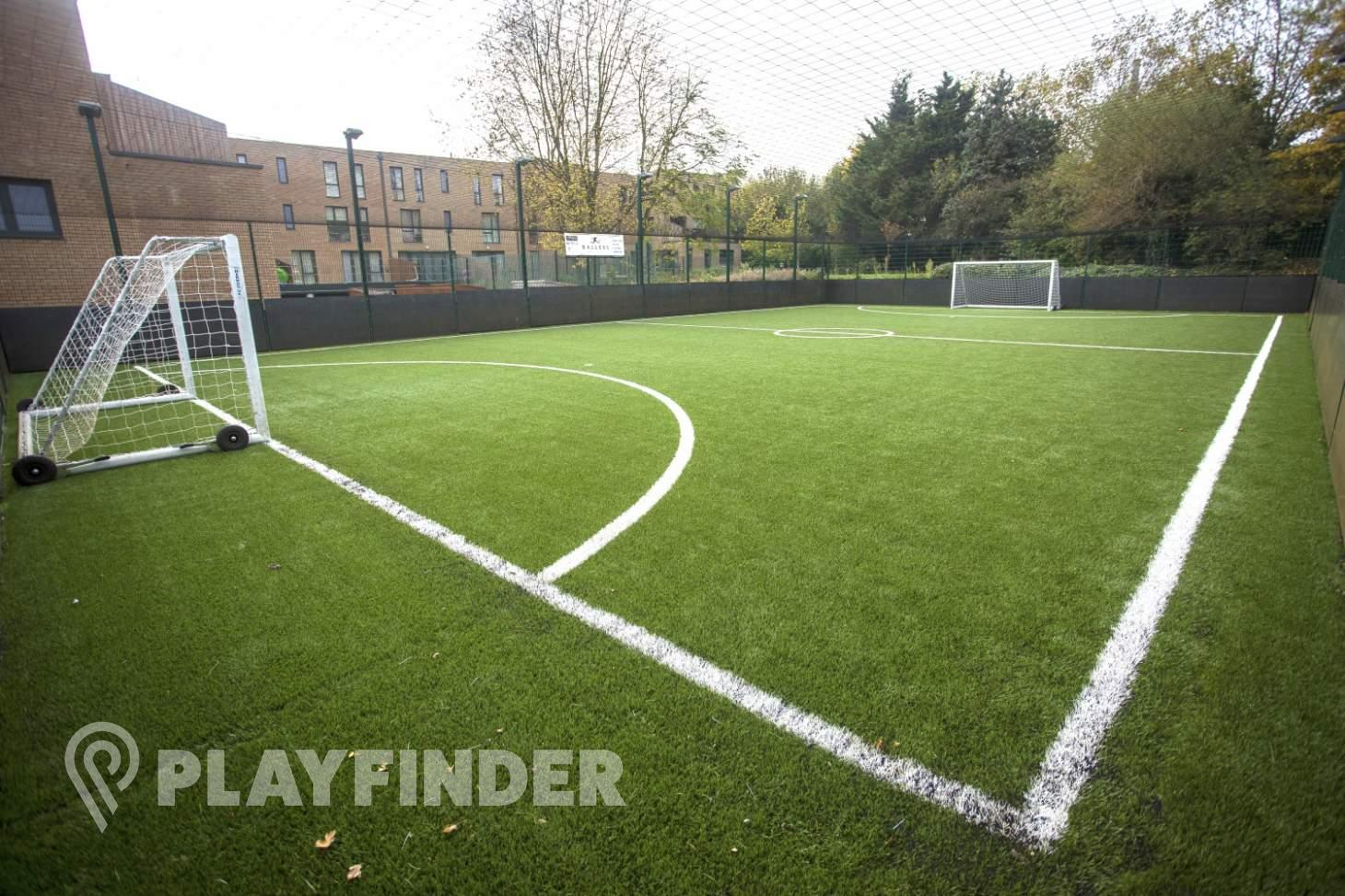 Docklands Settlements AstroTurf Outdoor | Astroturf futsal pitch