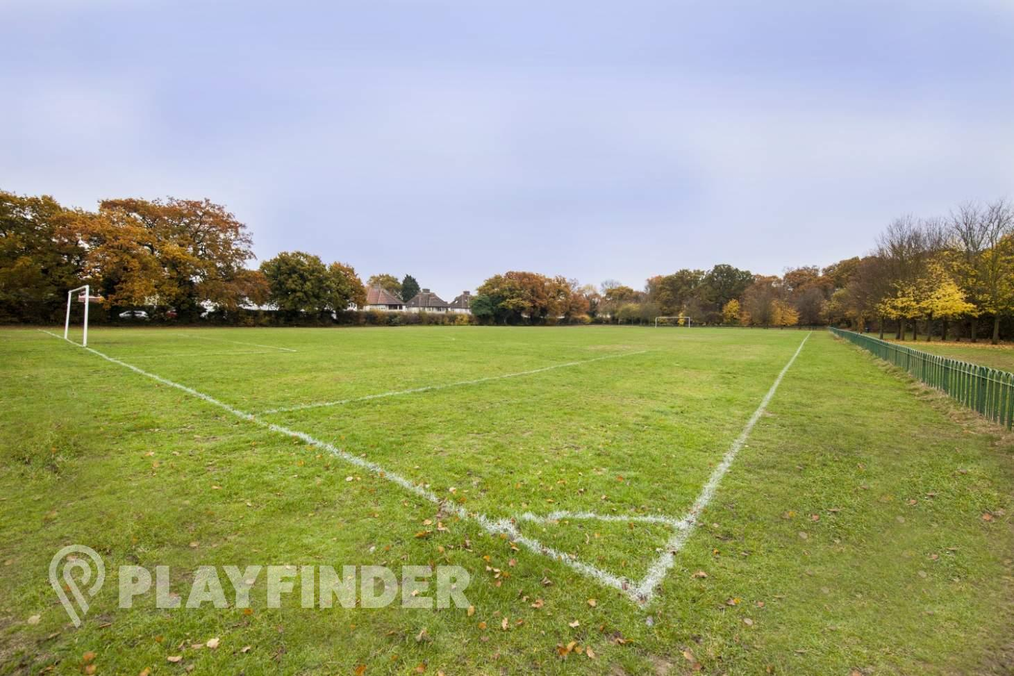 Ainslie Wood Sports Ground 11 a side | Grass football pitch