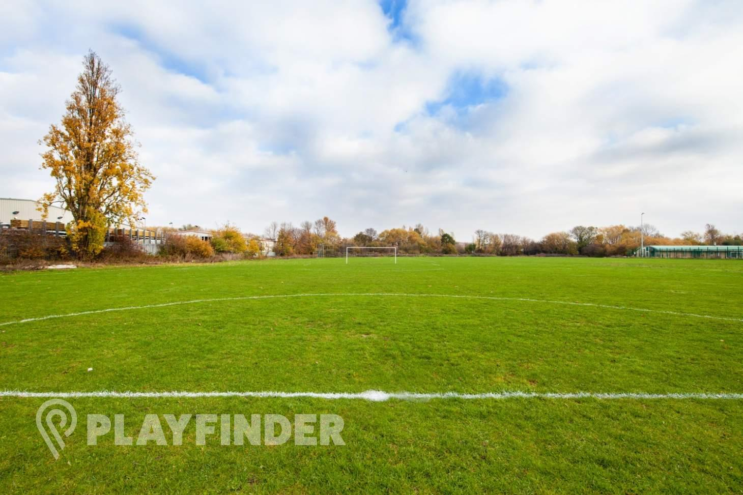 Salisbury Hall Playing Fields 11 a side | Grass football pitch