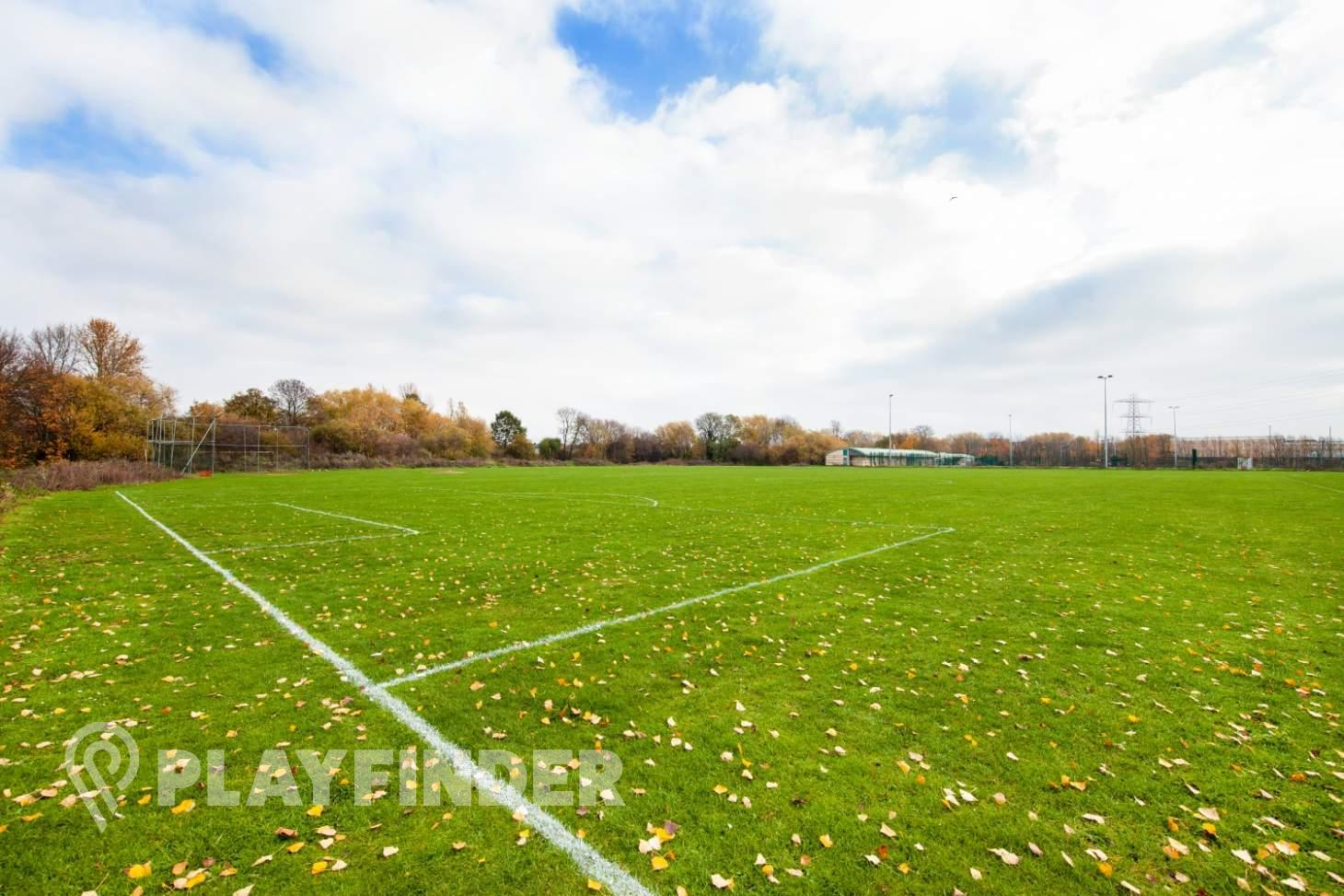 Salisbury Hall Playing Fields 7 a side | Grass football pitch