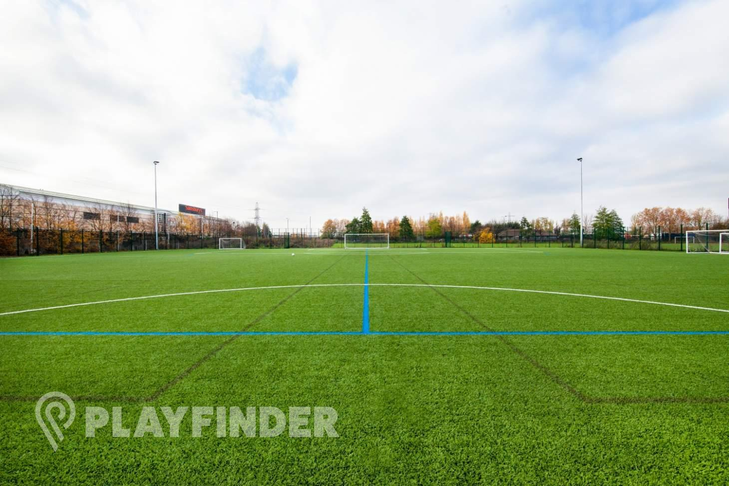 Salisbury Hall Playing Fields 11 a side | 3G Astroturf football pitch