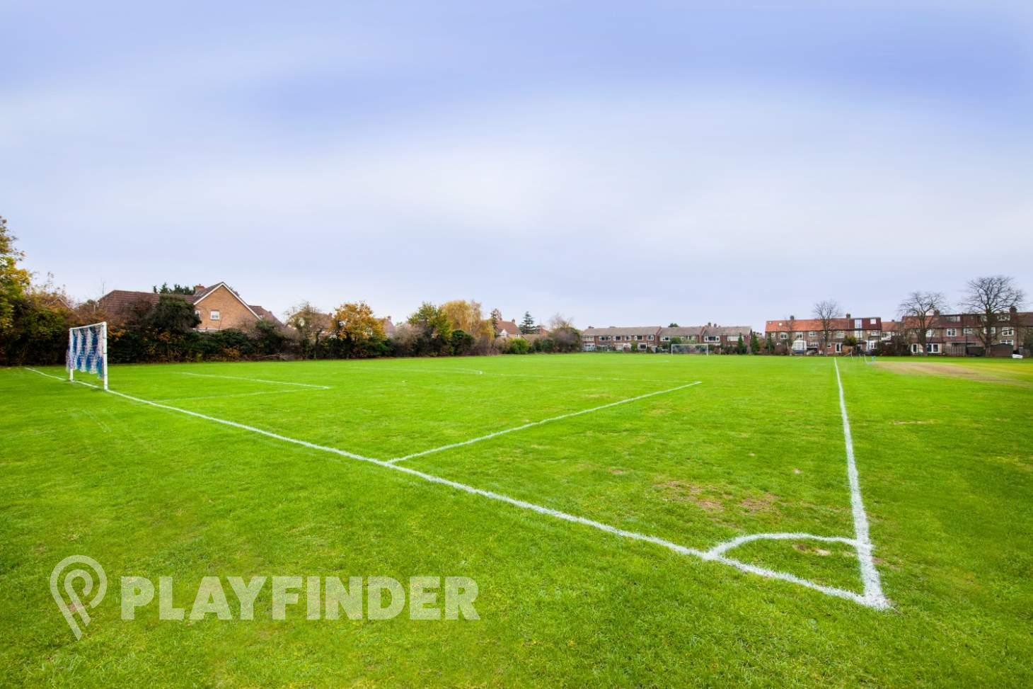 Jubilee Sports Ground, Waltham Forest 11 a side | Grass football pitch