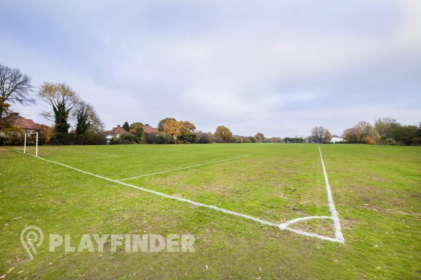 Rolls Sports Ground 11 a side | Grass football pitch