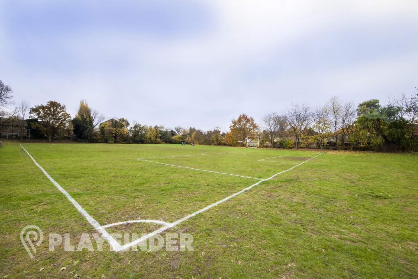 Rolls Sports Ground 9 a side   Grass football pitch
