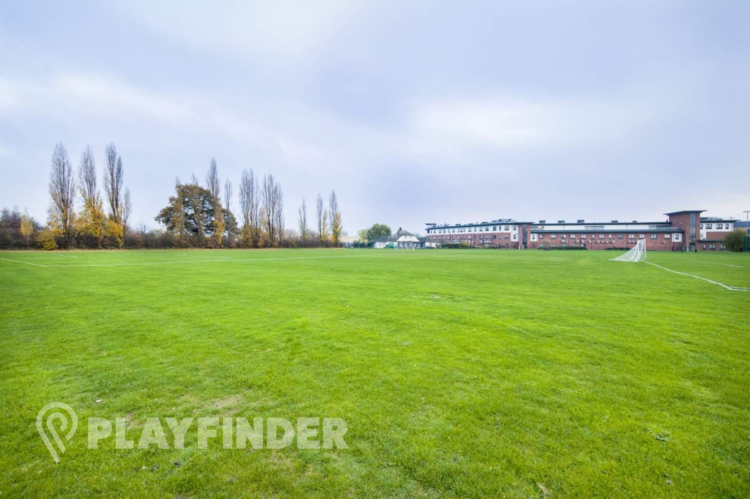 Britannia Playing Fields Pitch | Grass cricket facilities