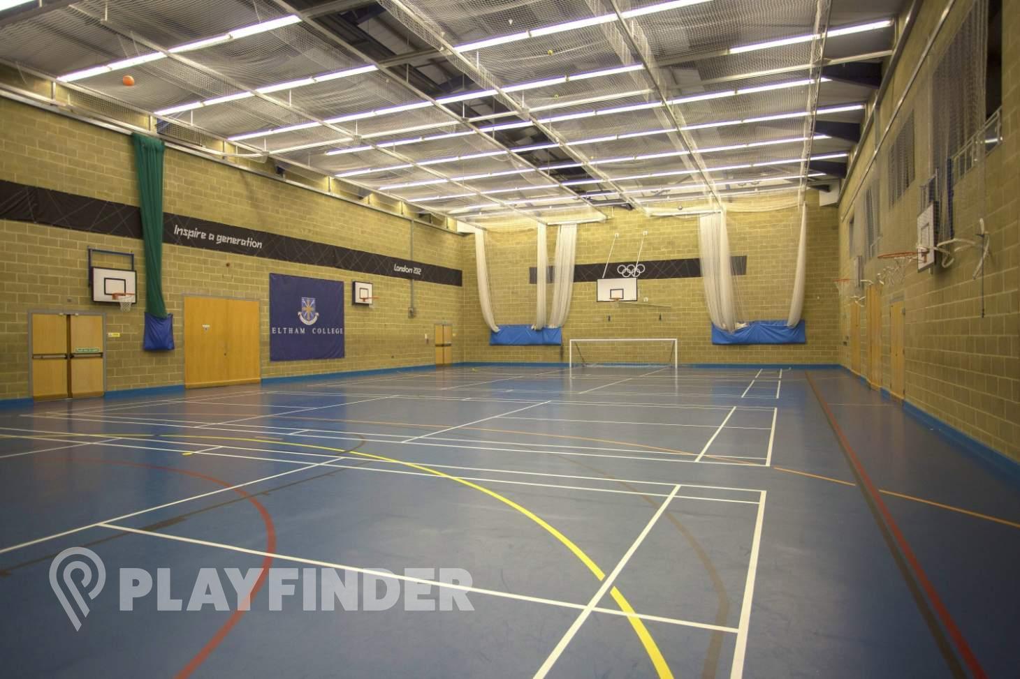 Eric Liddell Sports Centre Indoor | Hard badminton court