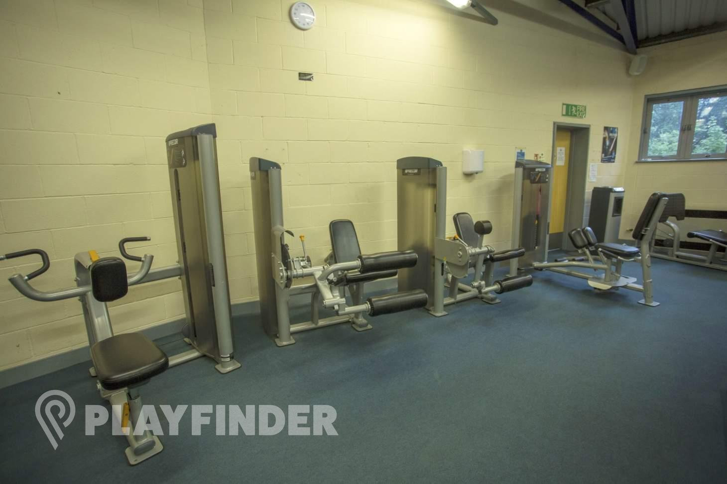 Eric Liddell Sports Centre Gym gym