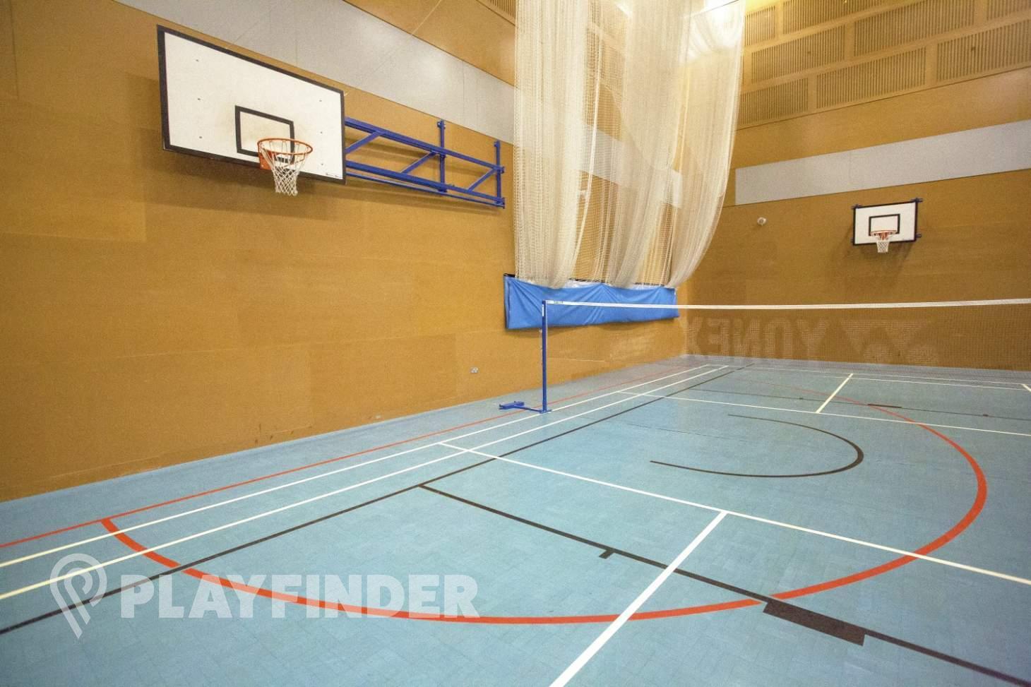 Globe Academy Indoor | Hard badminton court