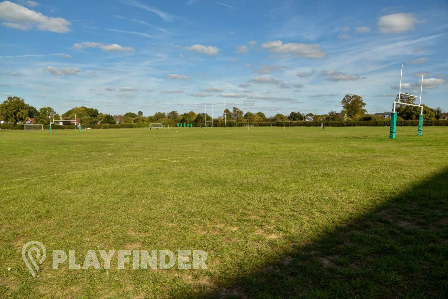 Ravens Wood School 11 a side | Grass football pitch
