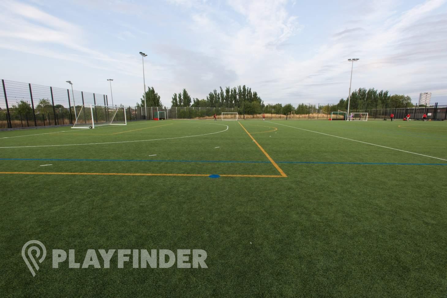 Stratford International Astroturf 7 a side | 3G Astroturf football pitch