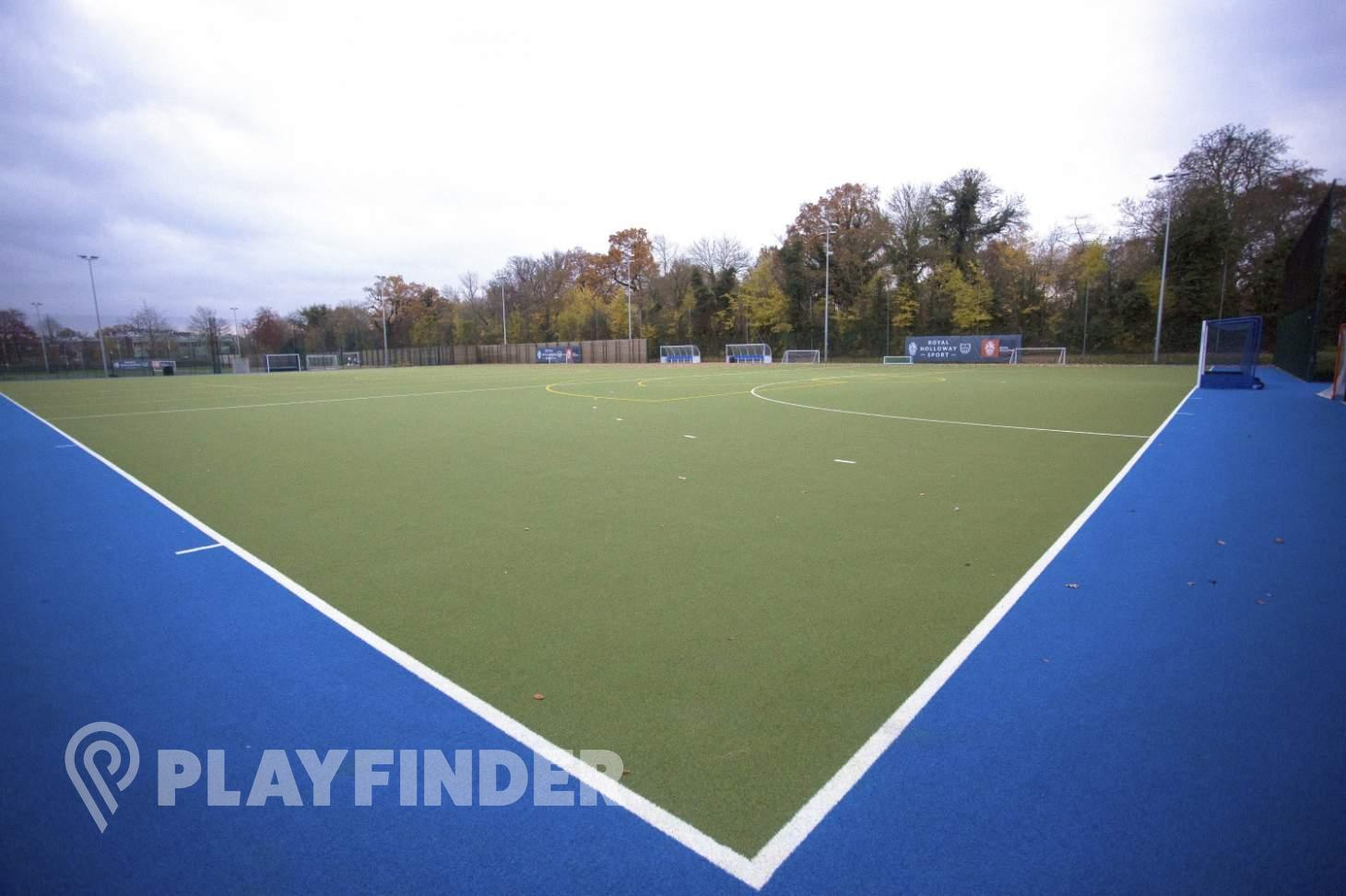 Royal Holloway University Sports Centre 7 a side | Astroturf football pitch
