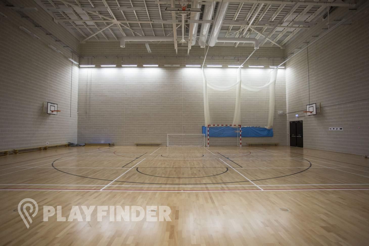 Ark Elvin Academy Indoor | Hard badminton court