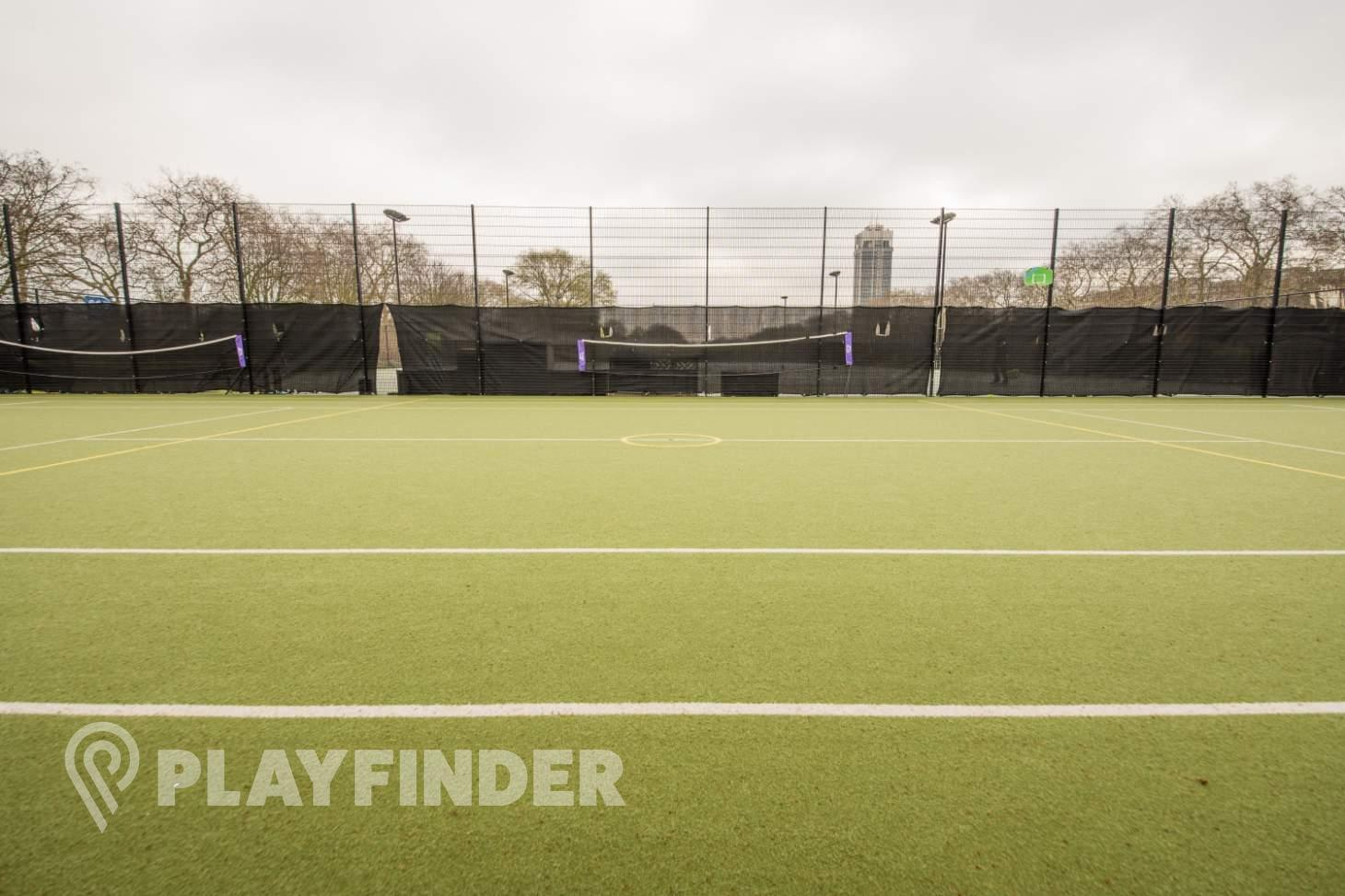 Will To Win Hyde Park 5 a side | Astroturf football pitch