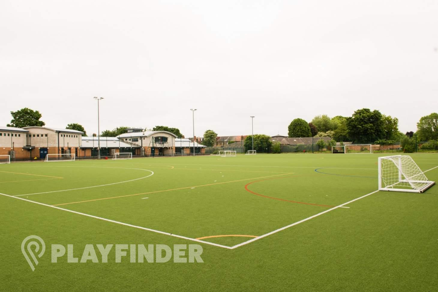 Featherstone Sports Centre 9 a side | Astroturf football pitch