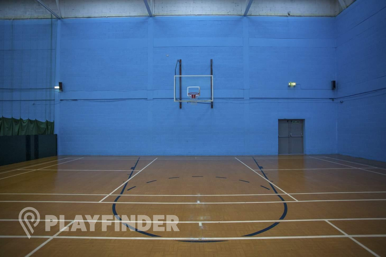 Finsbury Leisure Centre Sports hall space hire