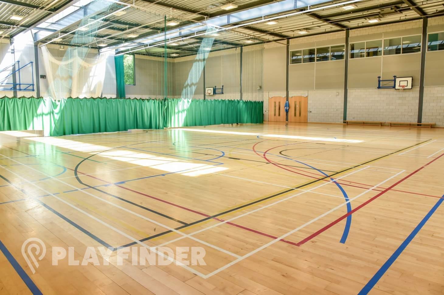 BACA Sports Centre Indoor | Hard badminton court