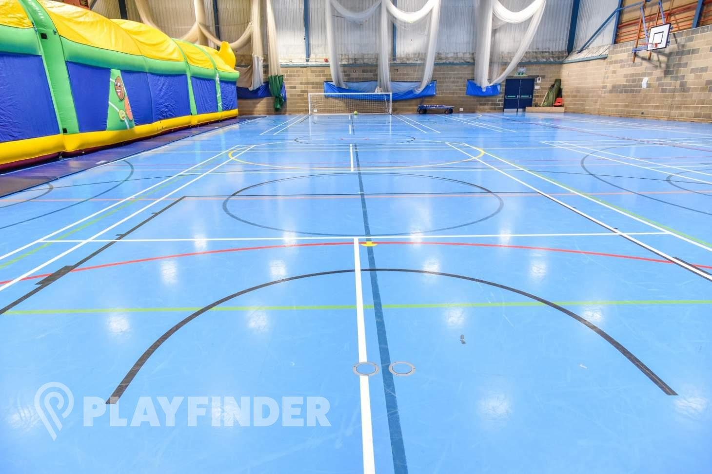 Aldenham School Sports Centre Nets | Indoor cricket facilities