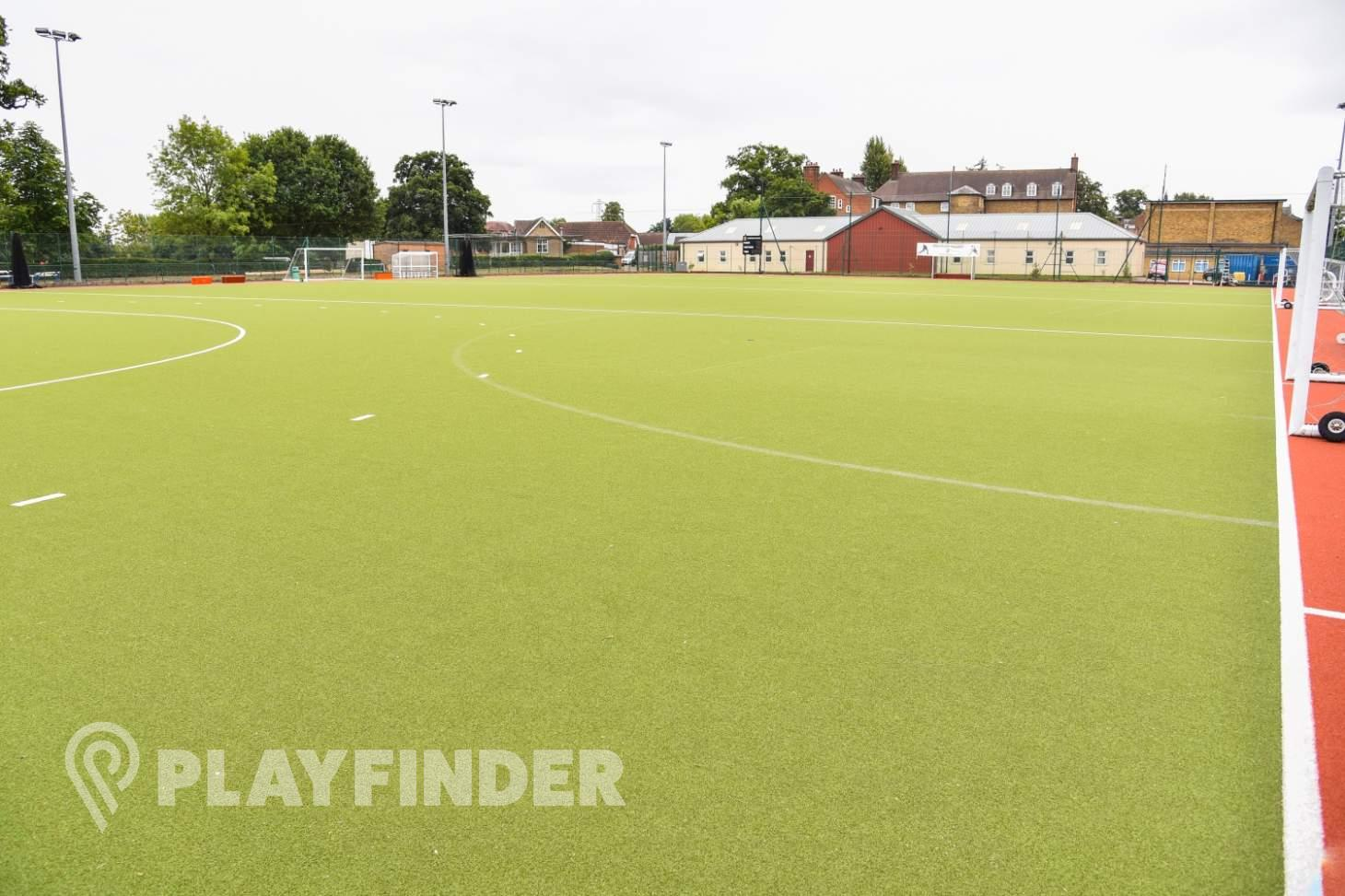 Aldenham School Sports Centre Outdoor | Astroturf hockey pitch