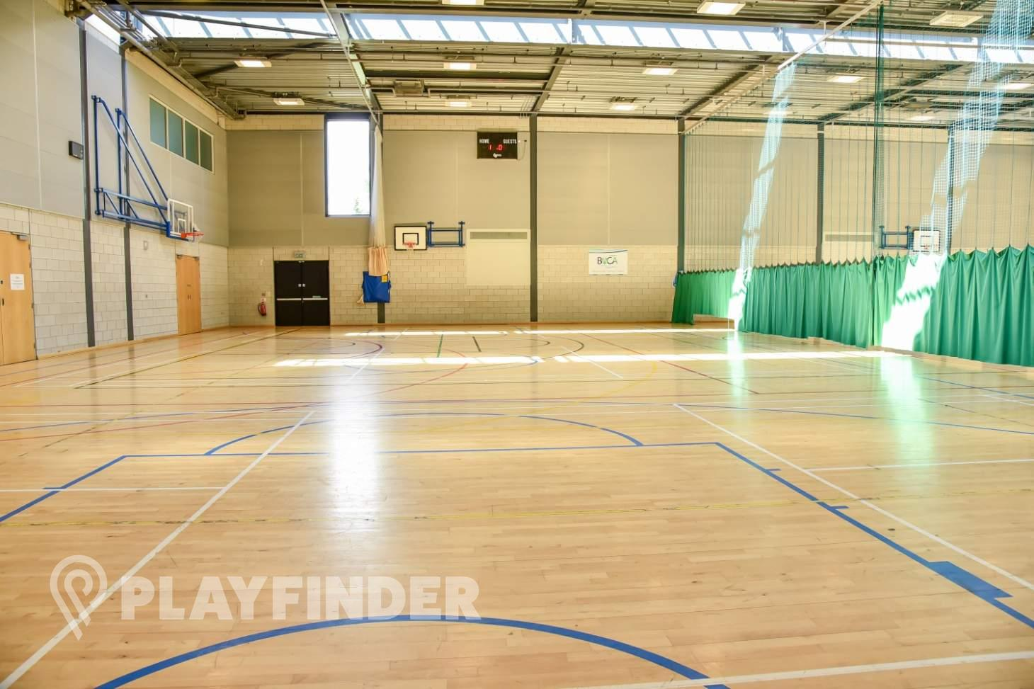 BACA Sports Centre Half court | Sports hall basketball court