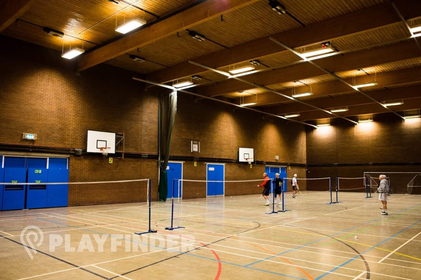 Harpenden Sports Centre Sports hall space hire