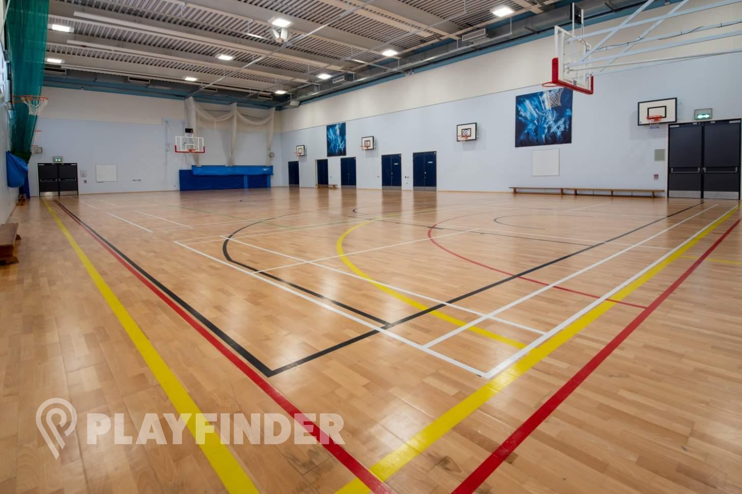 Harris Academy St Johns Wood Court | Sports hall basketball court