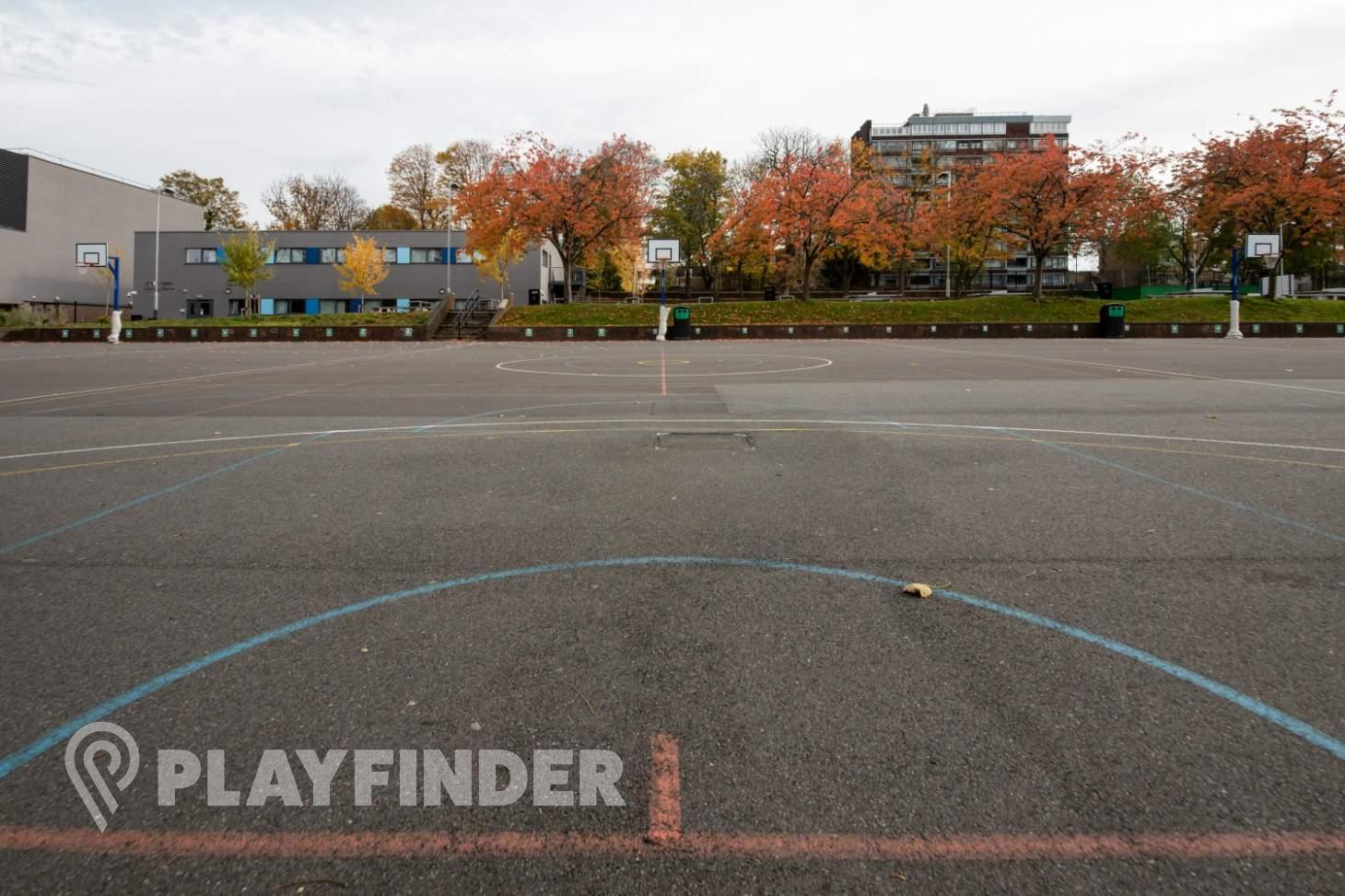 Harris Academy St Johns Wood Playground space hire