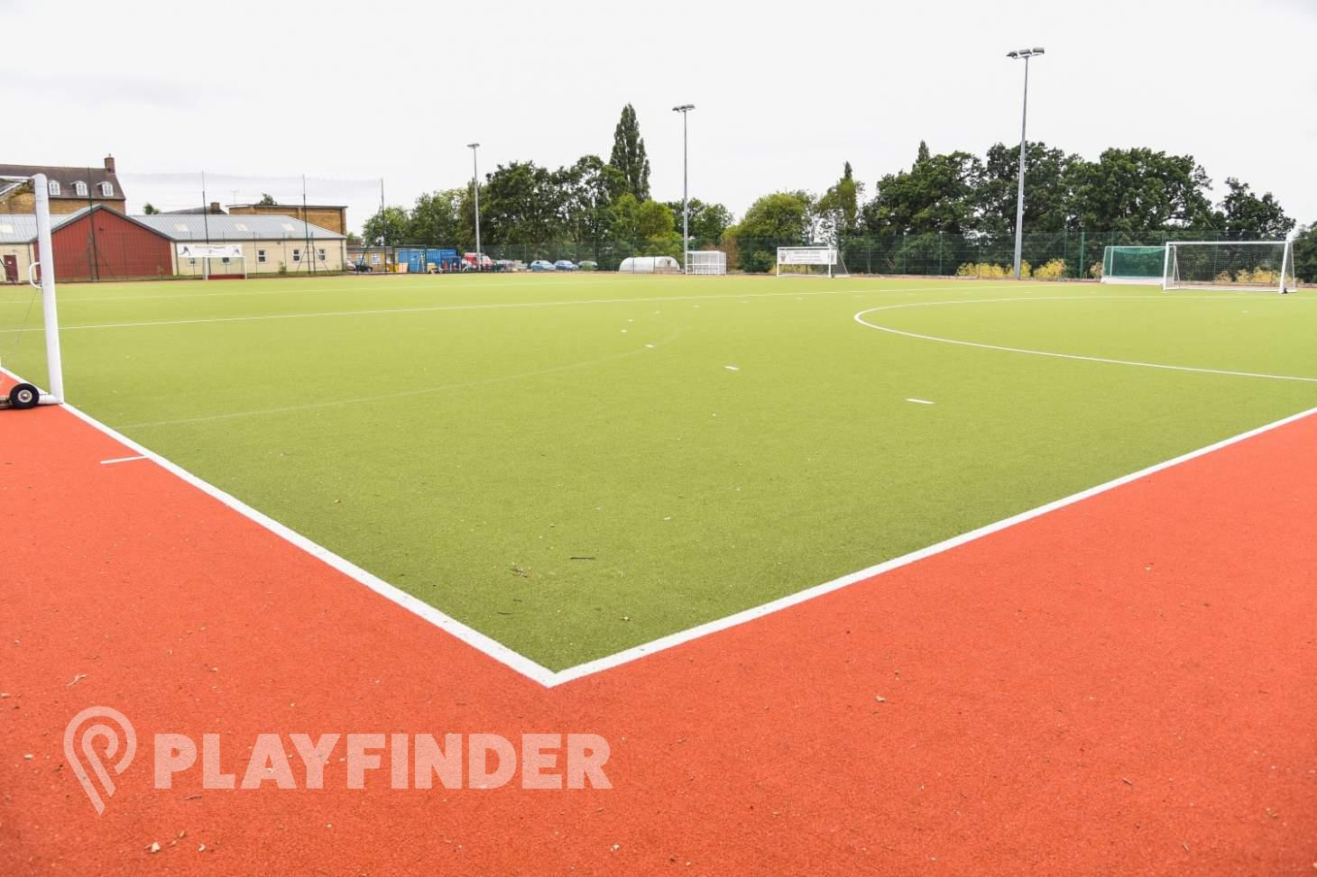 Aldenham School Sports Centre 7 a side | Astroturf football pitch
