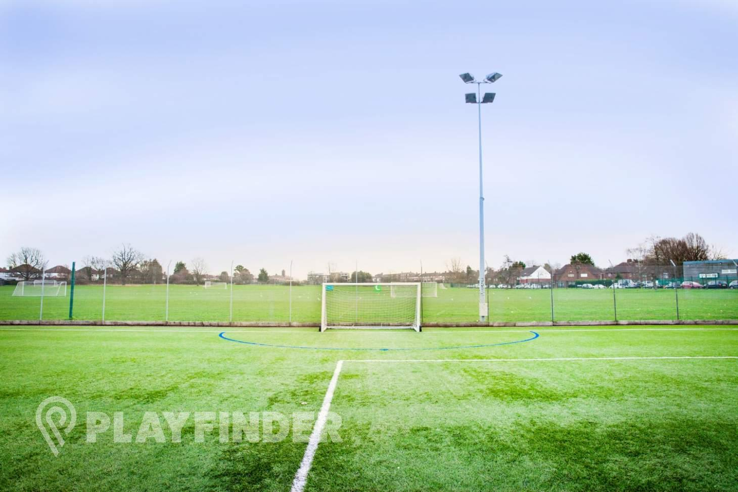 Coldharbour Leisure Centre 7 a side | 3G Astroturf football pitch
