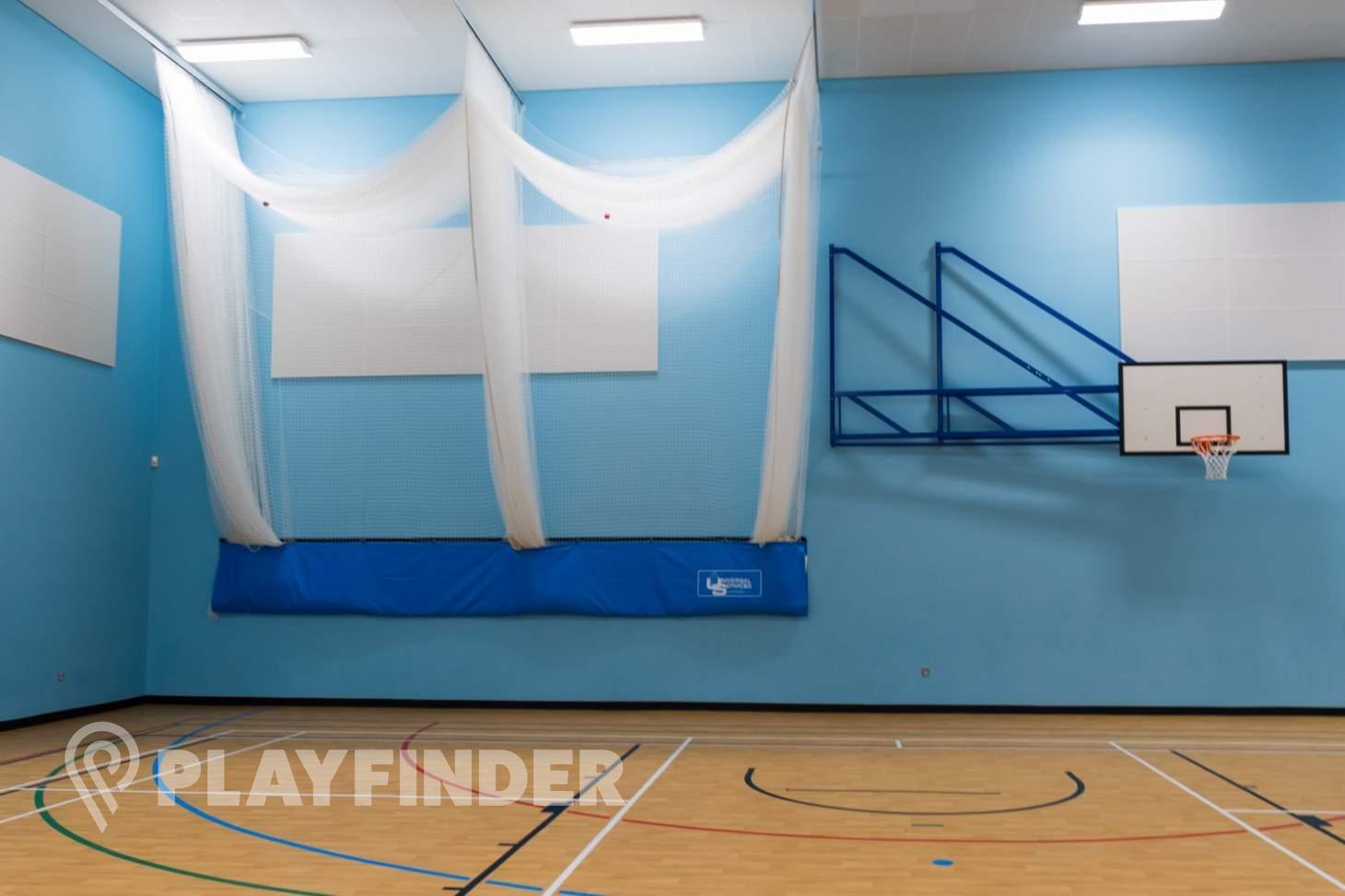 Manchester Enterprise Academy Central Nets | Indoor cricket facilities
