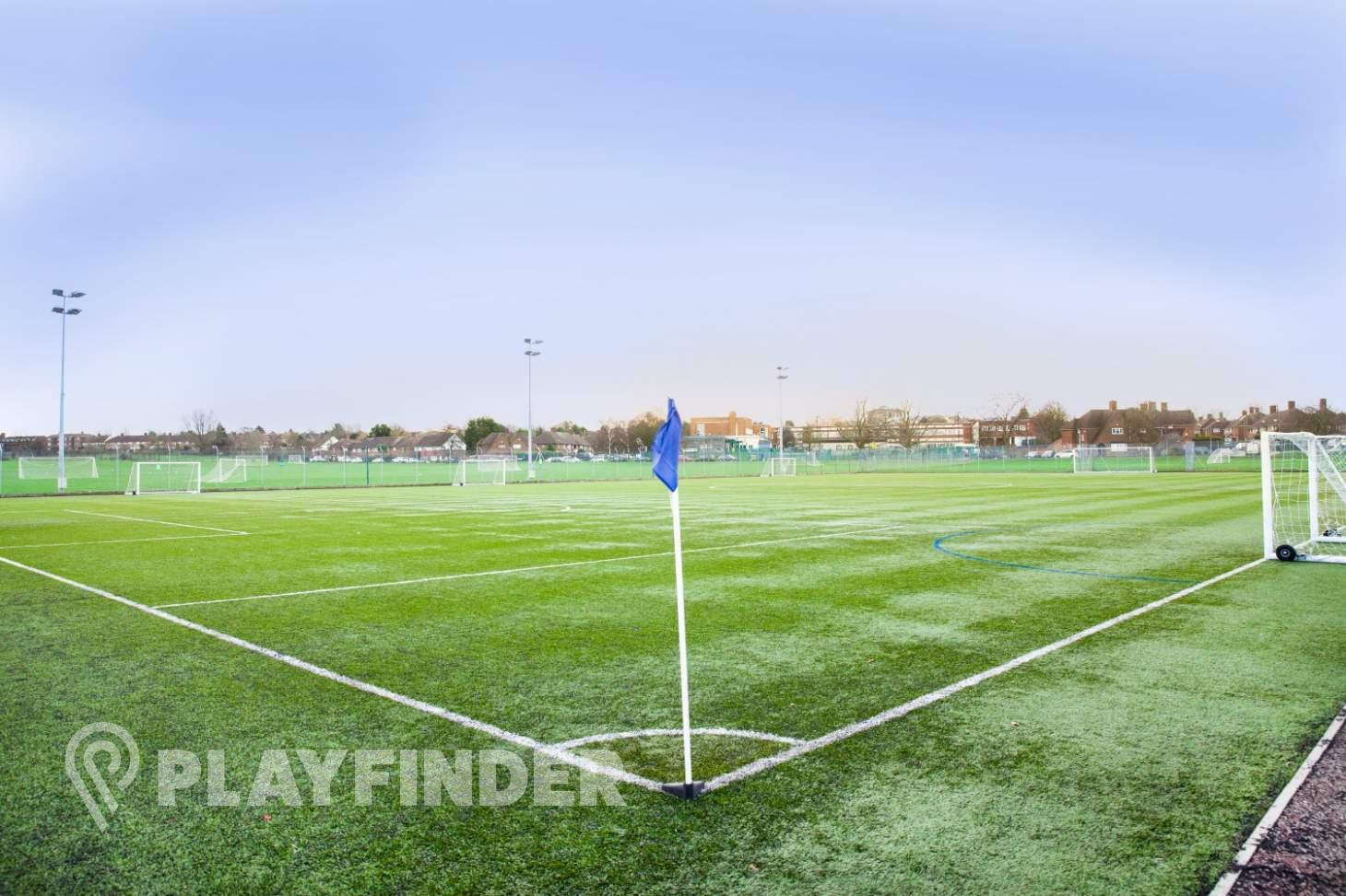 Coldharbour Leisure Centre 8 a side | 3G Astroturf football pitch