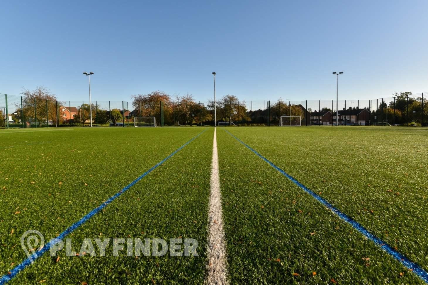 Meriden Community Centre 5 a side | 3G Astroturf football pitch