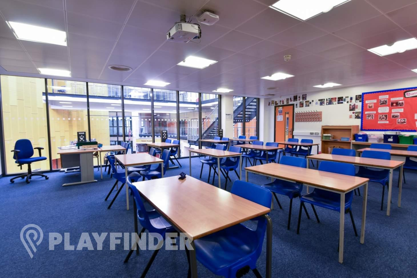 The Petchey Academy Sports Club Classroom space hire