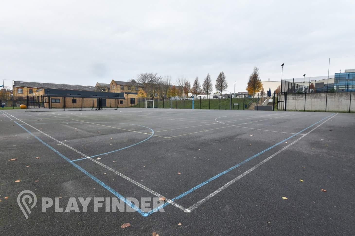 The Petchey Academy Sports Club Outdoor | Hard (macadam) netball court