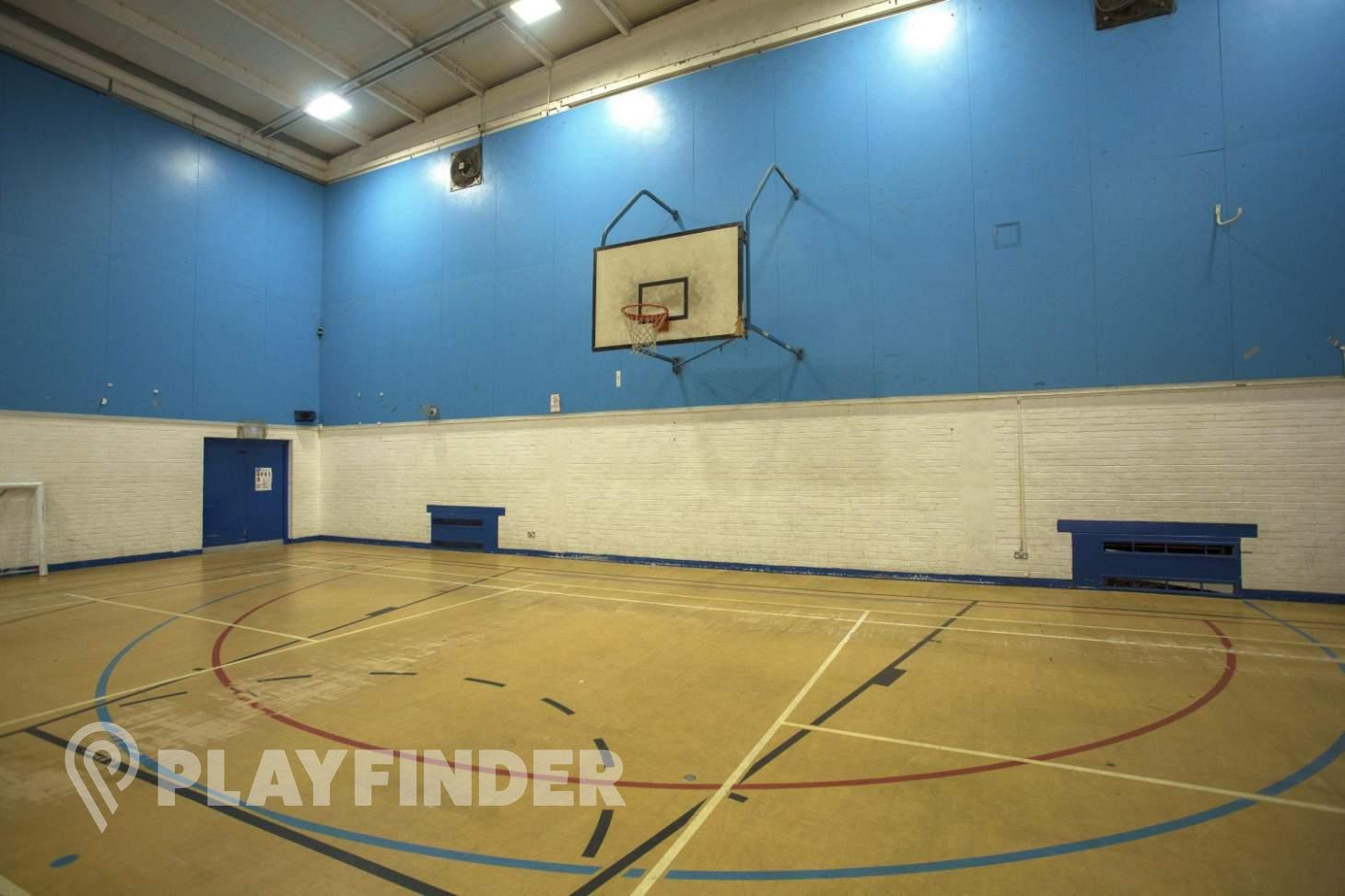 Carpenters and Docklands Centre Sports hall space hire