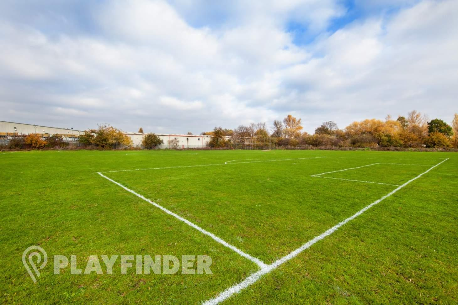 Salisbury Hall Playing Fields 9 a side | Grass football pitch