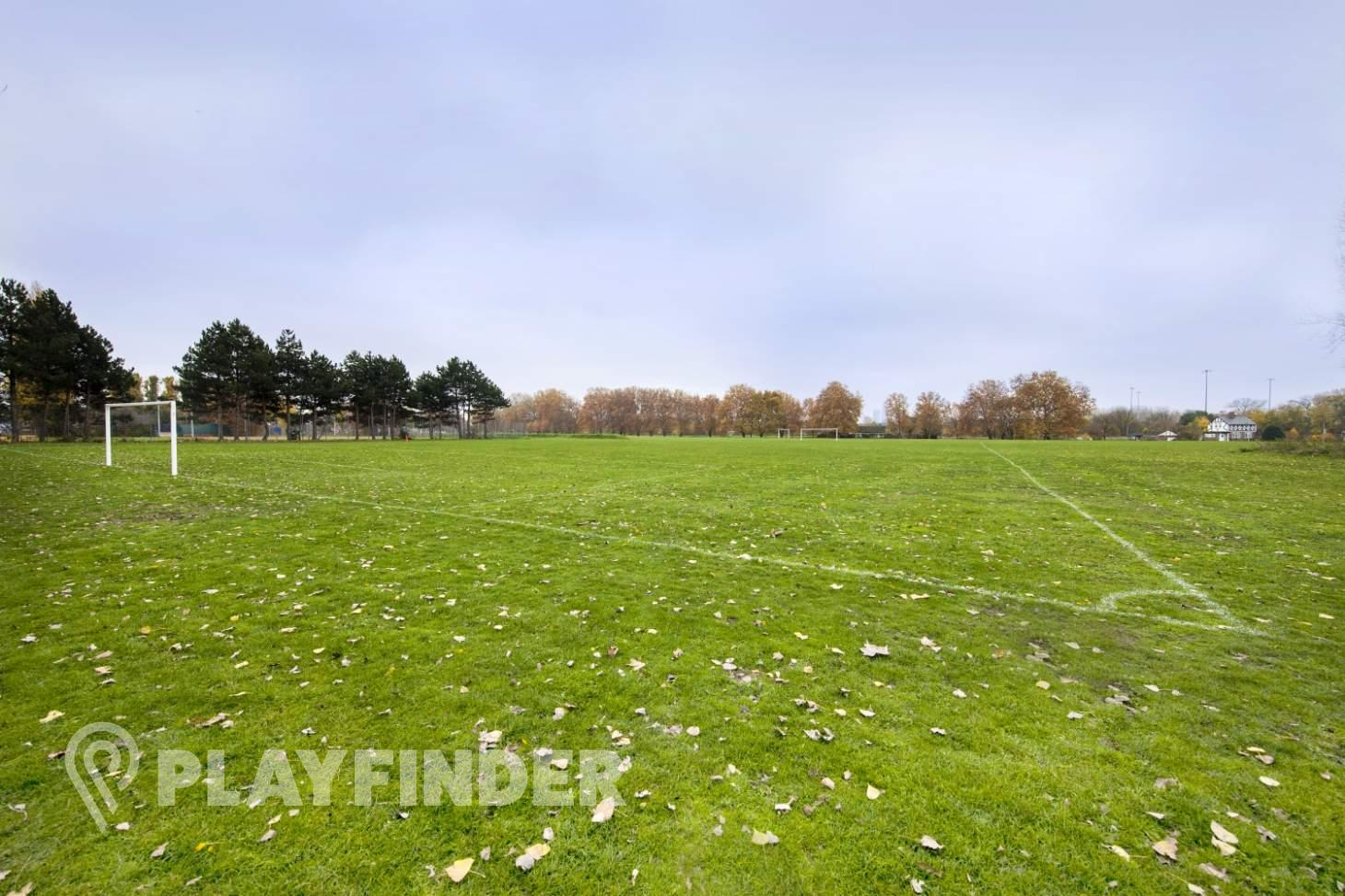 Leyton Jubilee Park 9 a side | Grass football pitch
