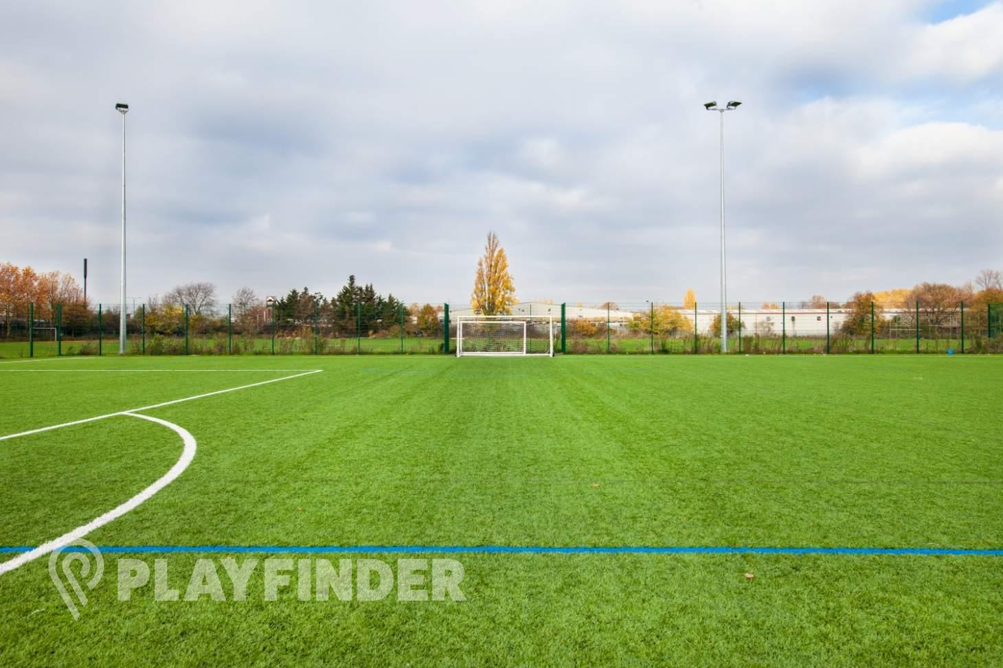 Salisbury Hall Playing Fields 9 a side | 3G Astroturf football pitch