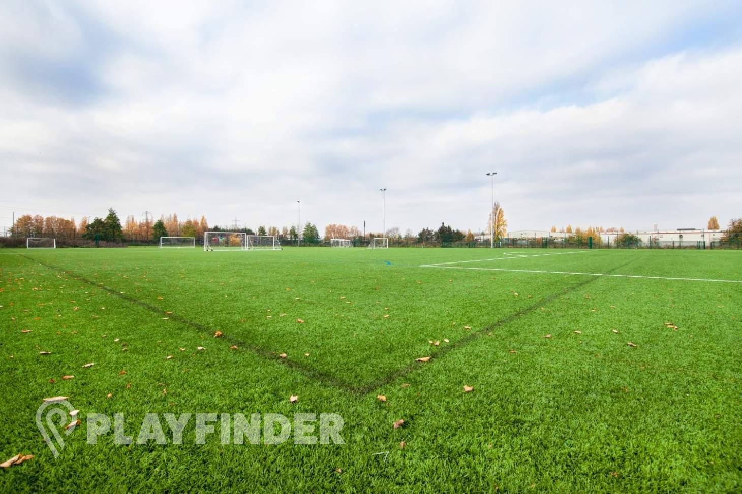 Salisbury Hall Playing Fields 5 a side | 3G Astroturf football pitch