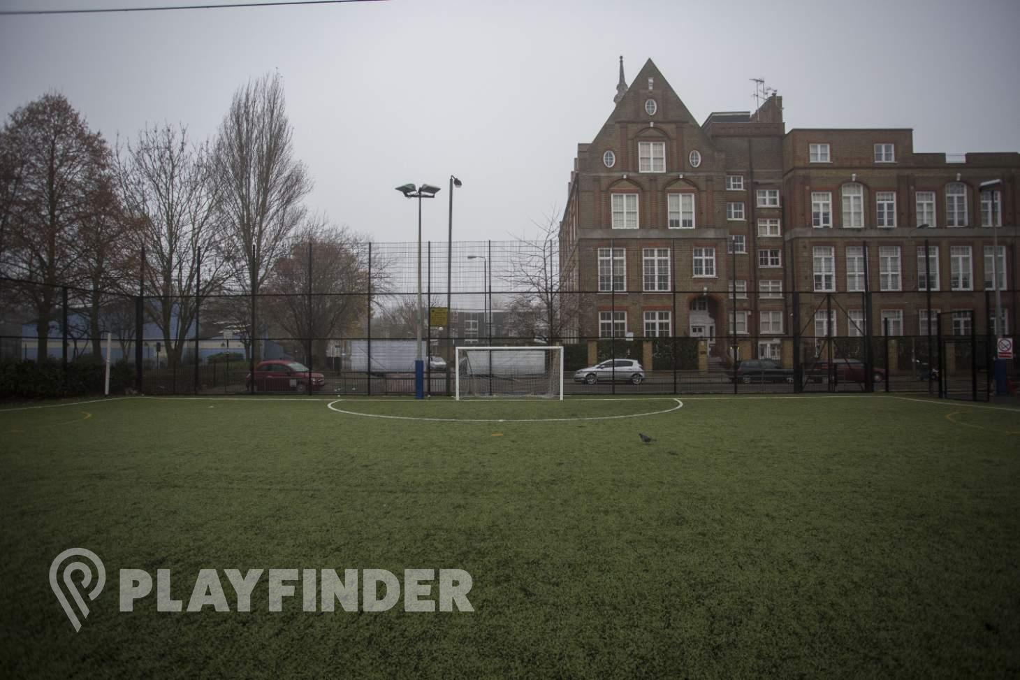 Sacred Heart R C Primary School 6 a side   3G Astroturf football pitch