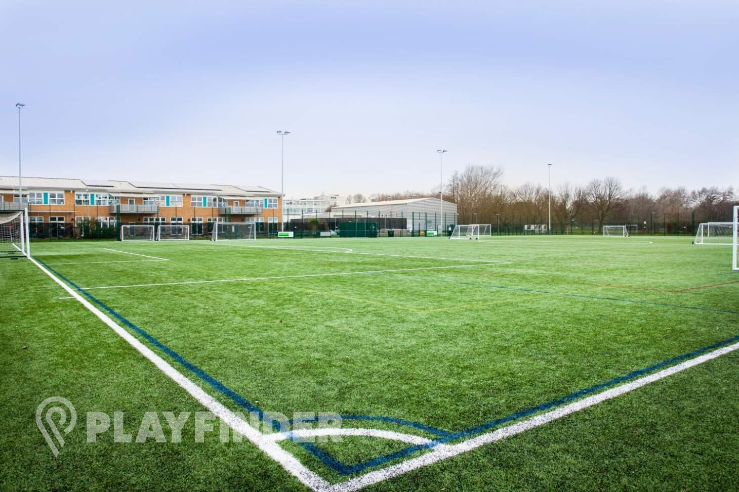 CONEL Sports Facilities 9 a side | 3G Astroturf football pitch