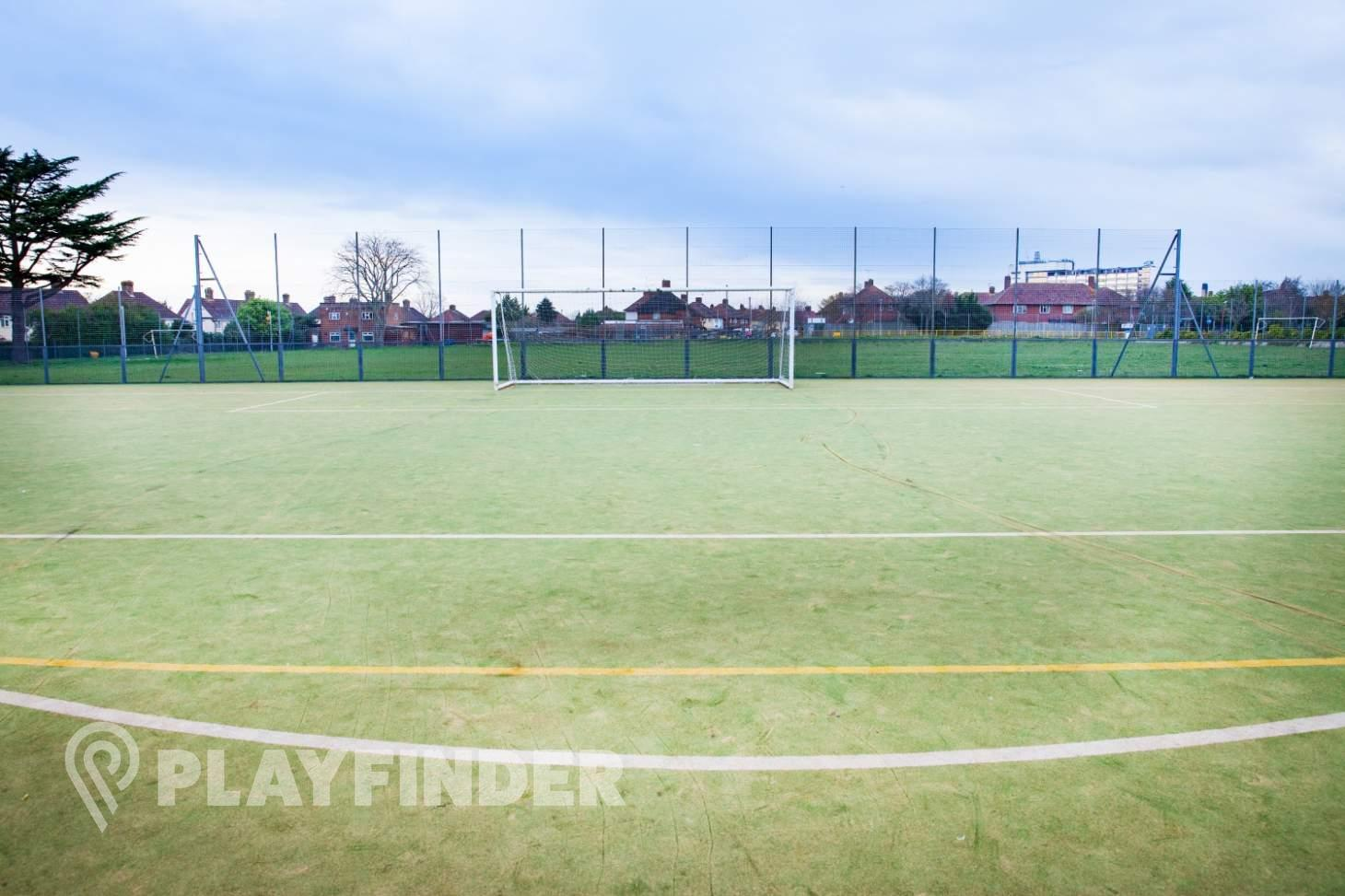 Park West Academy 7 a side | Astroturf football pitch