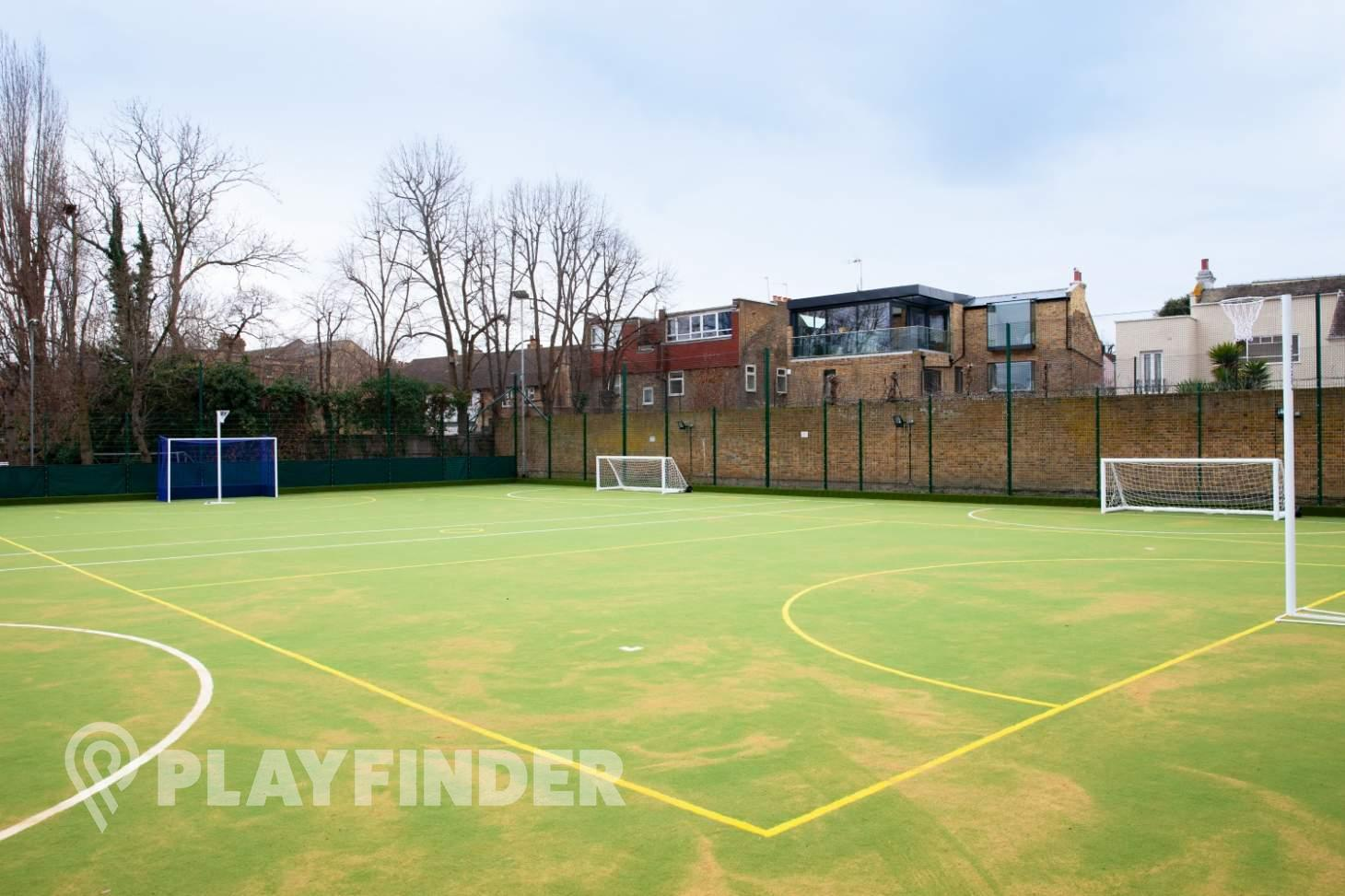 St Francis Xavier College Outdoor | 3G Astroturf hockey pitch