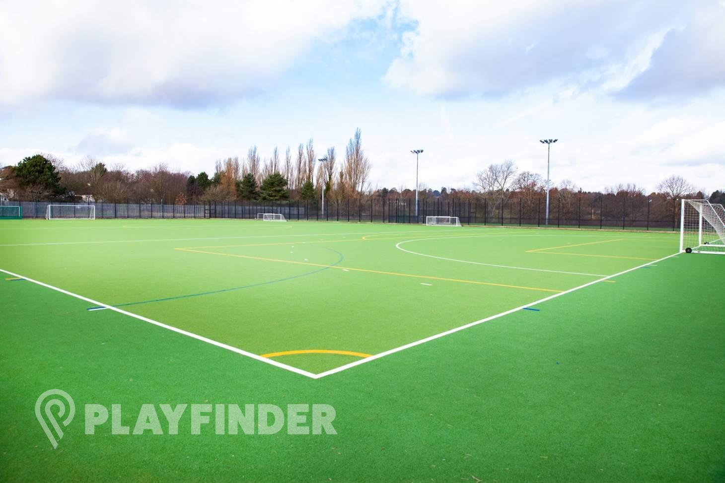 Monks Hill Sports Centre 11 a side | 3G Astroturf football pitch
