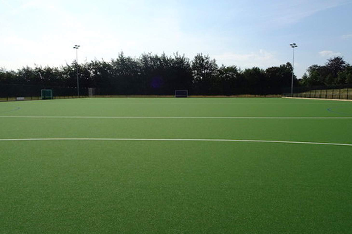Wycombe High School Outdoor | Astroturf hockey pitch