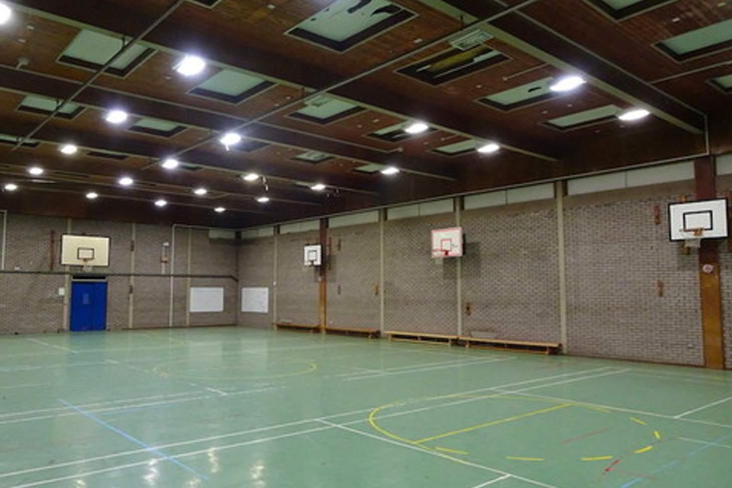 Holmer Green Senior School 5 a side | Indoor football pitch